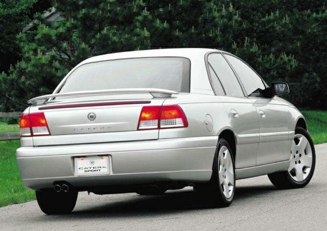 2001 Cadillac Catera 4dr Sdn